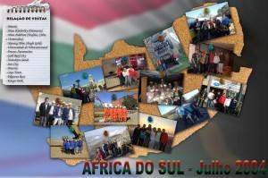 2004 - Africa do Sul